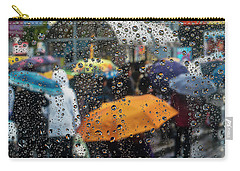 Raining Carry-all Pouch by Vladimir Kholostykh