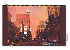 Raleigh Downtown Carry-all Pouch by Ryan Fox