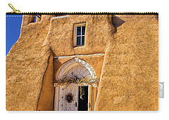 Ranchos De Taos Church  Carry-all Pouch