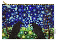 Ravens Tale Carry-all Pouch