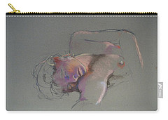 Reclining Study Carry-all Pouch