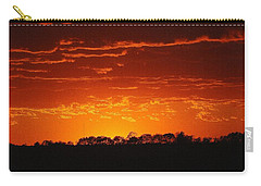 Red Arkansas Carry-all Pouch