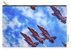 Red Arrows Carry-all Pouch