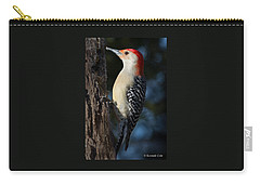 Red-bellied Woodpecker 3a Carry-all Pouch