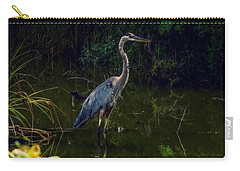 Carry-all Pouch featuring the photograph Reflect. by Kendall McKernon