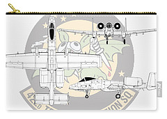Republic A-10 Thunderbolt II Carry-all Pouch