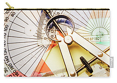 Retro Interior Design Carry-all Pouch