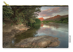 River Serenity  Carry-all Pouch
