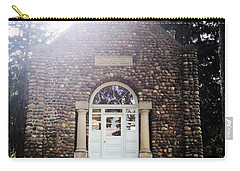 Riverside Cemetery Chapel Carry-all Pouch