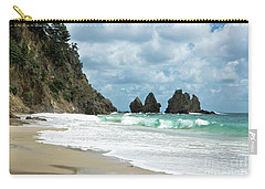 Rocks Of Coromandel, New Zealand Carry-all Pouch