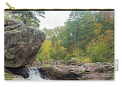 Rocky Creek Shut-ins Carry-all Pouch