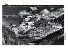 Rocky Mountain High Carry-all Pouch by Wayne Sherriff