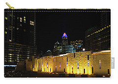 Romare Bearden Park Carry-all Pouch by Serge Skiba