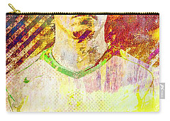 Ronaldo Carry-all Pouch by Svelby Art