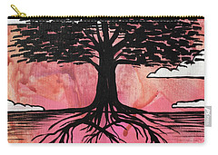 Rooted In Love Carry-all Pouch