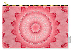 Carry-all Pouch featuring the digital art Rose by Elizabeth Lock