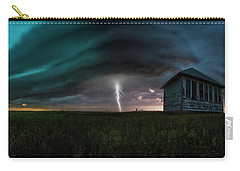 Carry-all Pouch featuring the photograph Rose Hill  by Aaron J Groen