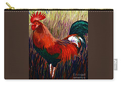 Rudy The Rooster Carry-all Pouch