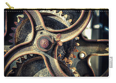 Rust Never Sleeps Carry-all Pouch by Wayne Sherriff