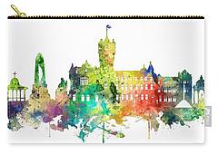 Rutherglen Scotland Skyline Carry-all Pouch
