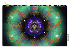 Sacred Geometry 638 Carry-all Pouch