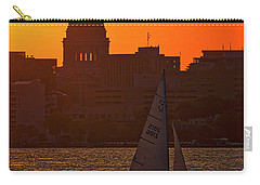 Sailing - Lake Monona - Madison - Wisconsin Carry-all Pouch