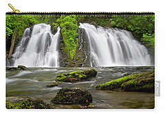Salmon Creek Falls - Juneau Carry-all Pouch