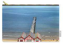 Saltburn Pier Carry-all Pouch