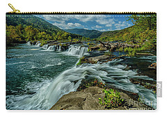Sandstone Falls New River Carry-all Pouch