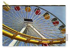 Santa Monica Pier Amusement Park Carry-all Pouch