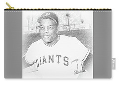 Willie Mays Carry-all Pouch