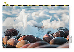 Sea As Art... Carry-all Pouch by Sergey Simanovsky