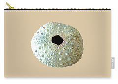 Carry-all Pouch featuring the photograph Sea Urchin by Anastasiya Malakhova
