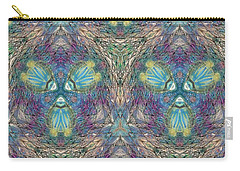 Seascape I Carry-all Pouch by Maria Watt