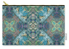 Seascape II Carry-all Pouch by Maria Watt