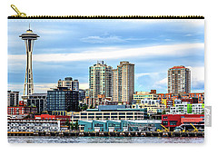 Seattle Skyline Hdr Carry-all Pouch
