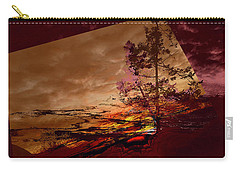 Sechelt Tree 3 Carry-all Pouch