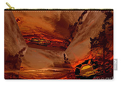 Sechelt Tree 5 Carry-all Pouch