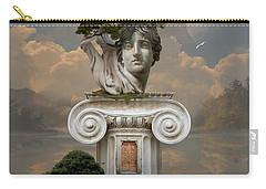 Secret Place Of Atlantis Carry-all Pouch