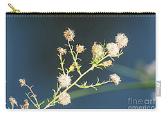 Seed Pod Carry-all Pouch by Donna Brown