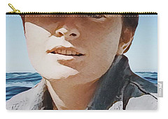 Selfportrait  Carry-all Pouch