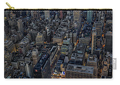 September 11 Nyc Tribute Carry-all Pouch