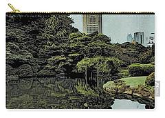 Shinjuku National Garden Carry-all Pouch