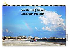 Siesta Beach Carry-all Pouch