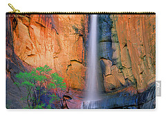Sinawava Falls Carry-all Pouch