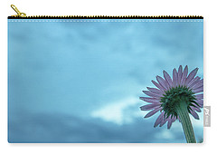 Single Garden Flower Carry-all Pouch