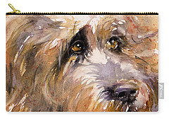 Sir Darby Carry-all Pouch by Judith Levins