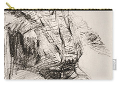 Sketch Man 20 Carry-all Pouch