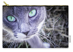 Skitty Cat Carry-all Pouch