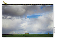 Carry-all Pouch featuring the photograph Skyward by Laurie Search